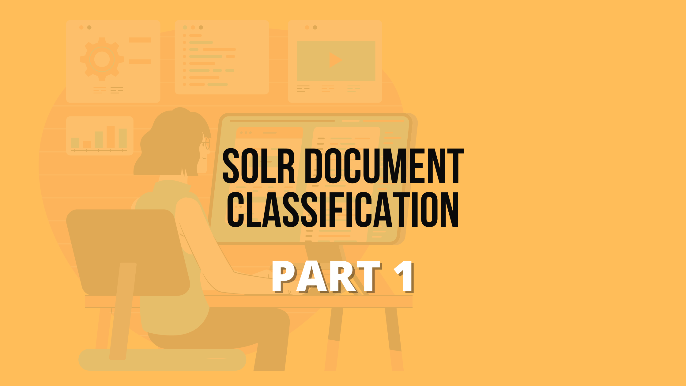 Solr Document Classification