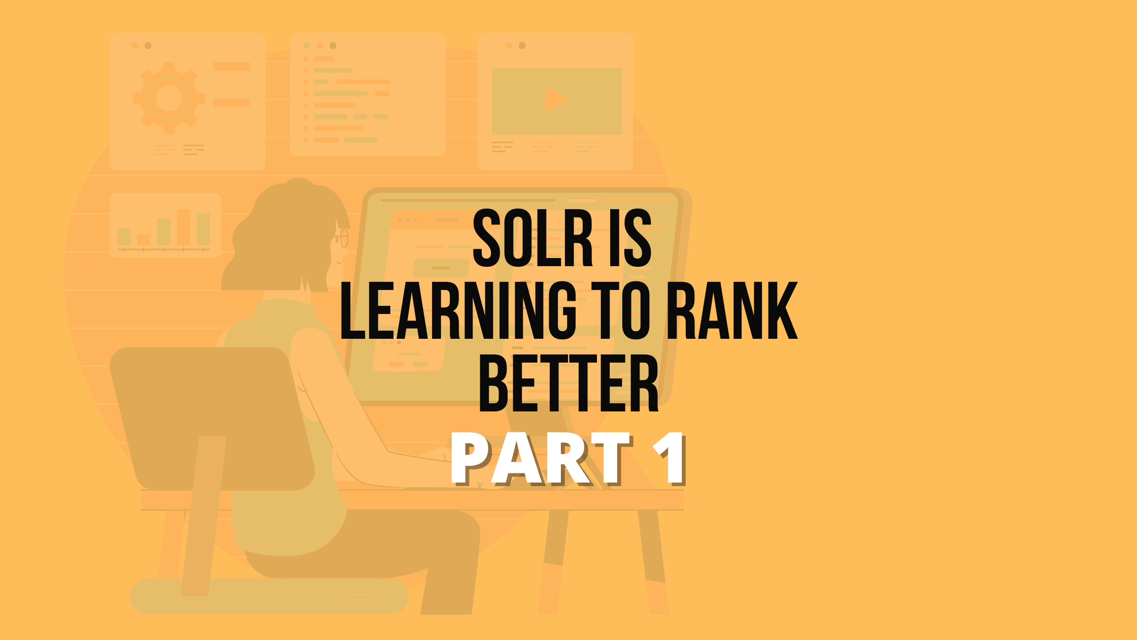 Learning To Rank in apache solr