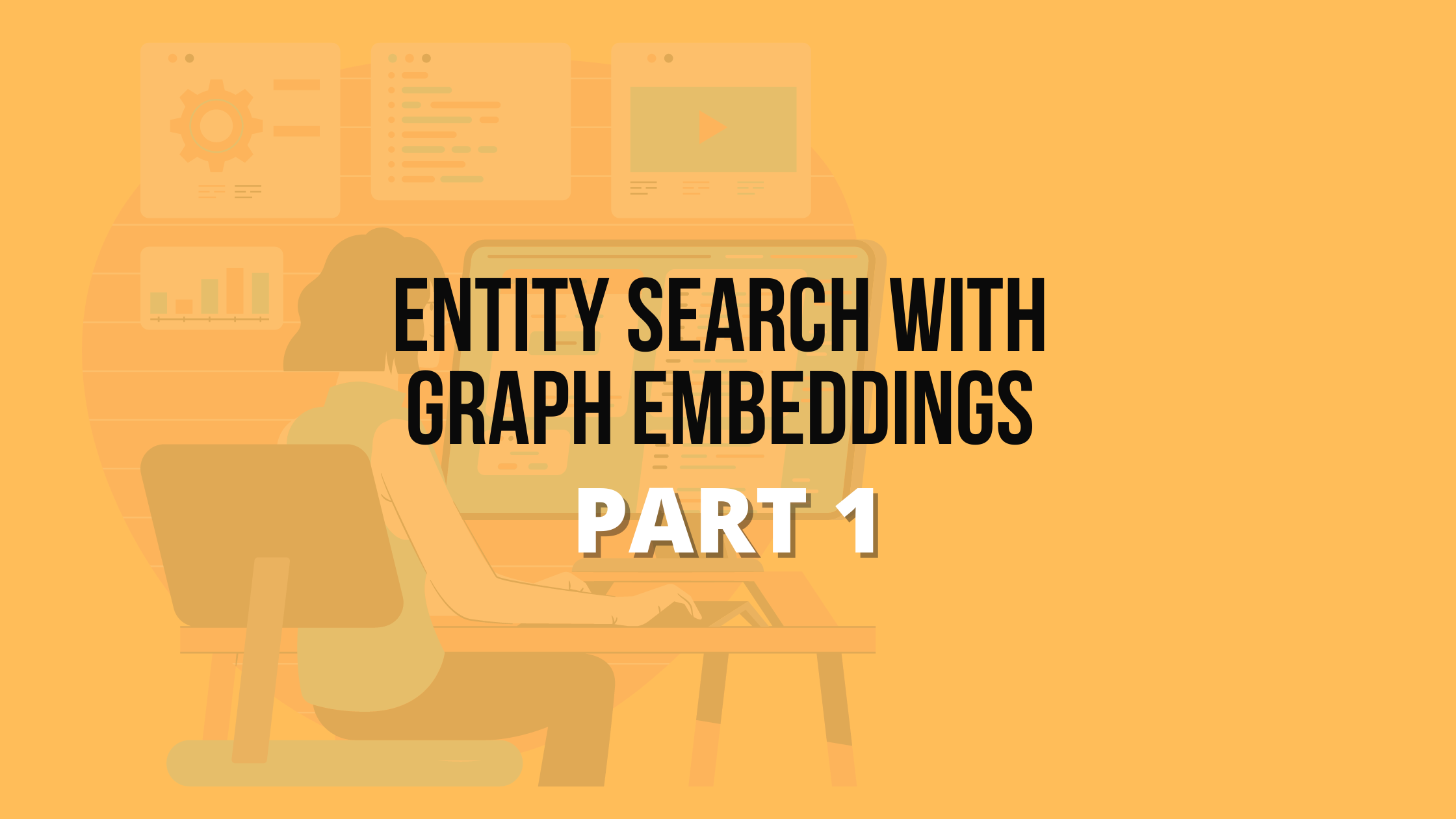 entity search with graph embeddings
