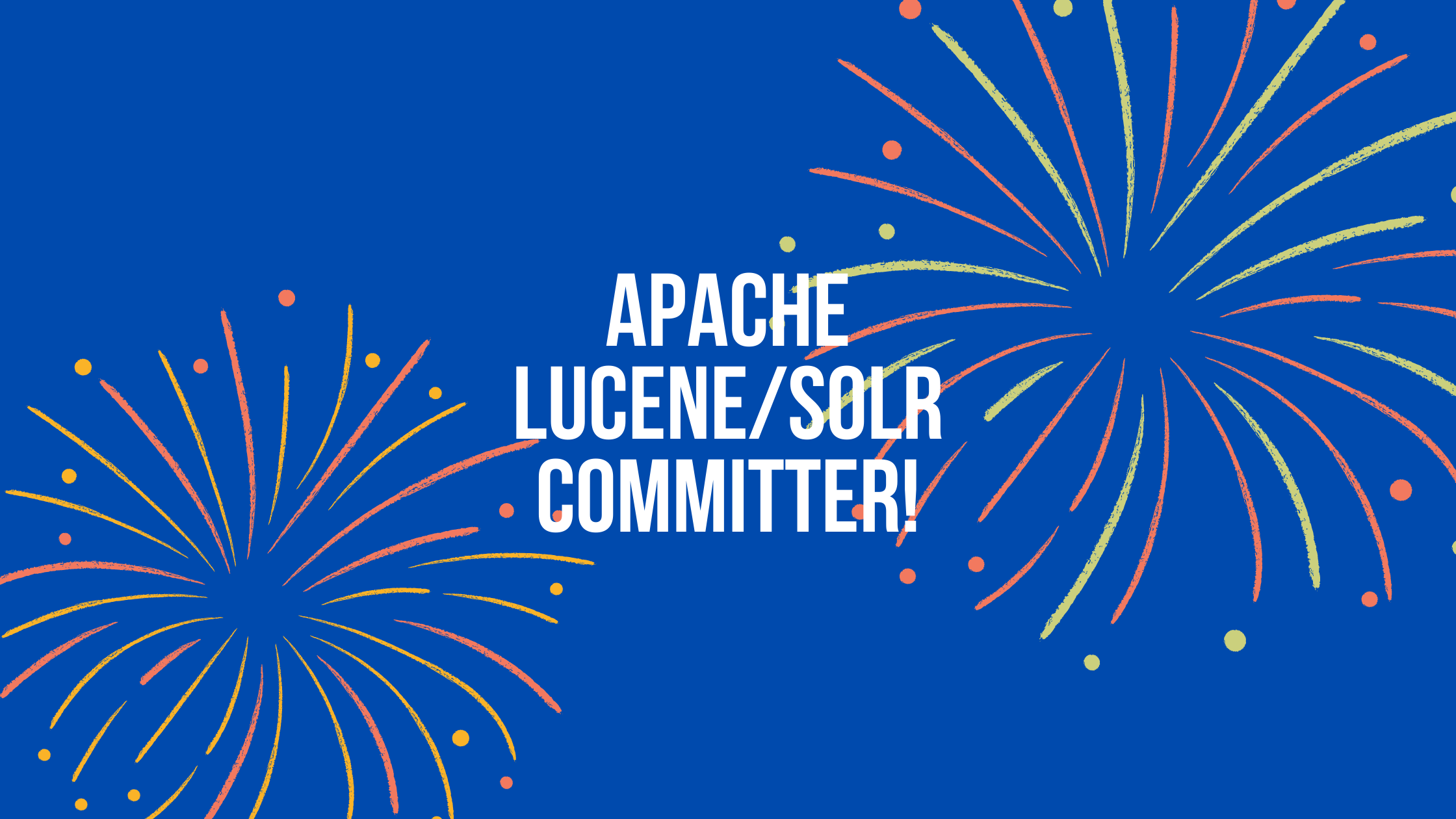 apache lucene solr committer italy
